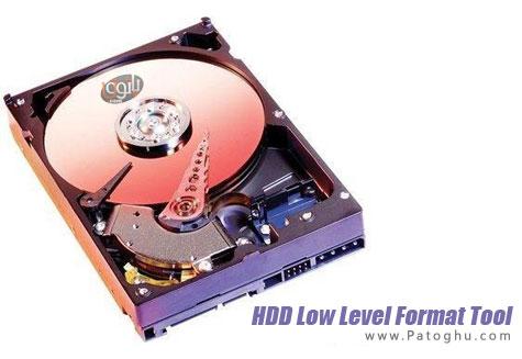 دانلود نرم افزار فرمت کامل و سطح پایین هارد دیسک HDD Low Level Format Tool 4.40