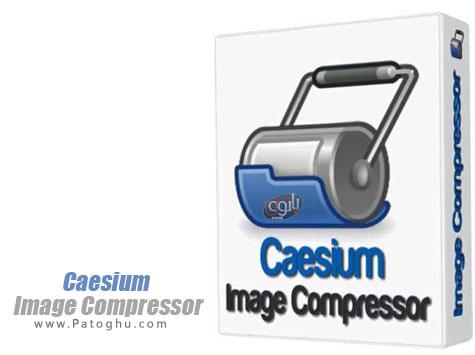 دانلود نرم افزار فشرده سازی تصاویر بدون افت کیفیت Caesium Image Compressor 1.7 Final
