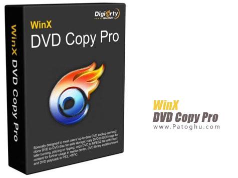دانلود نرم افزار کپی DVD با WinX DVD Copy Pro 3.4.8.0 Build 20131126