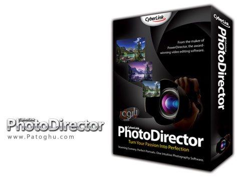 دانلود نرم افزار مدیریت و ویرایش هوشمند تصاویر Cyberlink PhotoDirector HE 4.0.4317.0