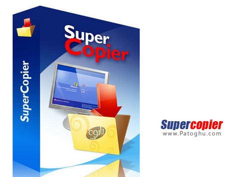 دانلود نرم افزار افزایش چشمگیر سرعت کپی اطلاعات در ویندوز Supercopier 4.0.1.10 Final