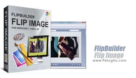 دانلود نرم افزار ساخت آلبوم عکس دیجیتال FlipBuilder Flip Image 3.1.0