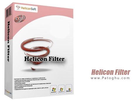 دانلود نرم افزار ویرایش و افزایش کیفیت تصاویر Helicon Filter 5.2.6.2