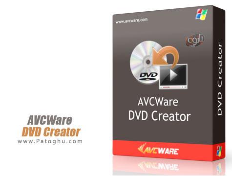 دانلود نرم افزار ساخت و رایت DVD با AVCWare DVD Creator 7.1.3 Build 20130913