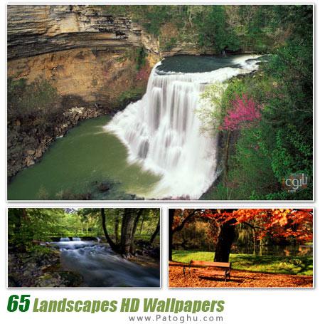 دانلود مجموعه تصاویر با کیفیت و زیبا از طبیعت برای پس زمینه دسکتاپ Best Landscapes HD Wallpapers