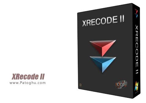 دانلود نرم افزار مبدل فایل های صوتی XRecode II 1.0.0.209
