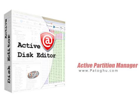 دانلود نرم افزار مدیریت و ویرایش پارتیشن ها Active Partition Manager 3.0.19 Final