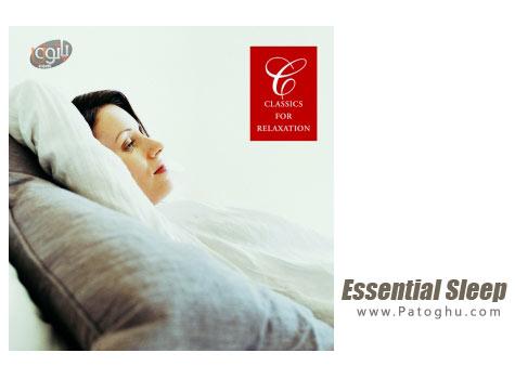 دانلود آلبوم موسیقی بی کلام فوق العاده آرام بخش Stuart Jones اثر Essential Sleep