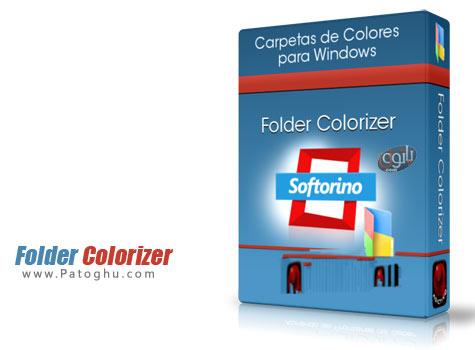 دانلود نرم افزار تغییر رنگ پوشه های ویندوز Folder Colorizer 1.3.1 Final
