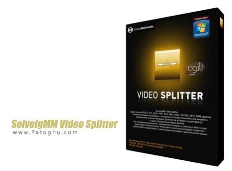 دانلود نرم افزار ویرایش و برش ویدیوها SolveigMM Video Splitter Final