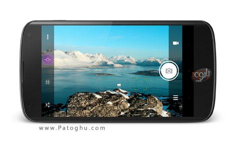 دانلود نرم افزار قدرتمند عکاسی و فیلمبرداری در آندروید Camera Awesome 1.0.2