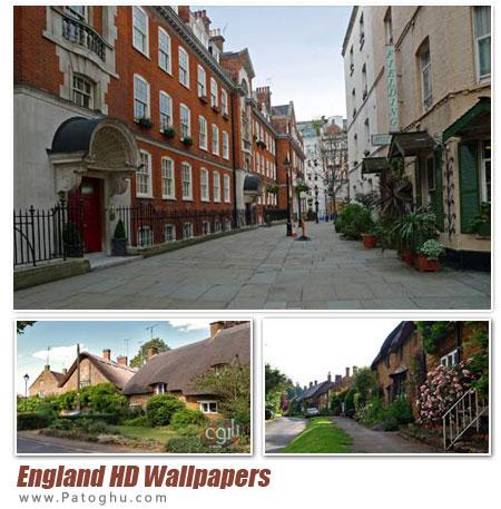 مجموعه تصاویر با کیفیت از کشور انگلیس برای پس زیمنه دسکتاپ - Best England HD Wallpapers