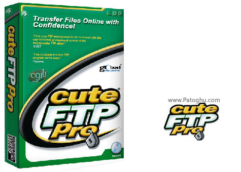 CuteFTP Professional 9.0.0.63 - مدیریت حرفه ای فایل ها و فولدرها در اینترنت با پروتوکول اف تی پی