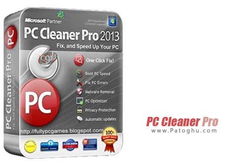 افزایش بی نظیر سرعت کامپیوتر توسط نرم افزار PC Cleaner Pro 2013 11.13.3.17