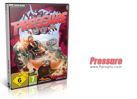 دانلود بازی مسابقه ای ماشین سواری - Pressure