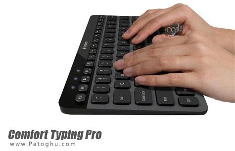 افزایش سرعت تایپ با نرم افزار Comfort Typing Pro 7.0.3.0