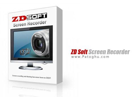 فیلم برداری از دسکتاپ با کیفیت بالا توسط نرم افزار ZD Soft Screen Recorder v5.2