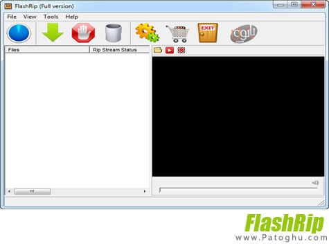 دانلود ویدیو و کلیپ های آنلاین با نرم افزار FlashRip Full 2.0.0.2