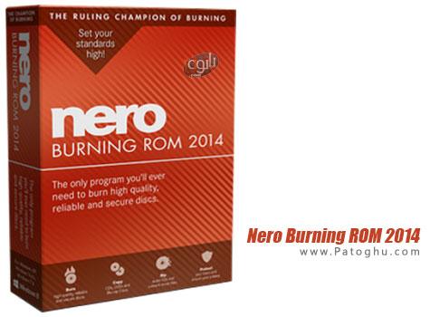 دانلود نسخه جدید نرو 2014 - Nero Burning ROM 2014.15.01400