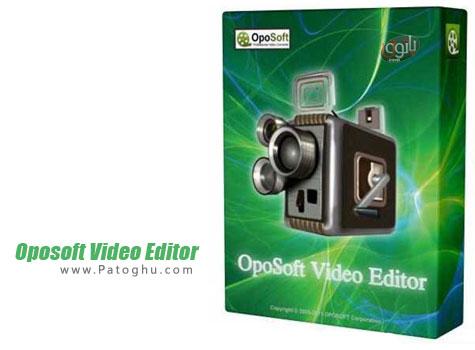 دانلود نرم افزار قدرتمند ویرایش فایل های ویدیویی Oposoft Video Editor 7.7
