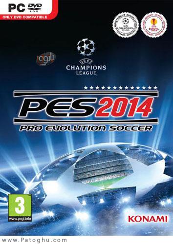 دانلود پچ جدید بازی PES 2014 با نام PESEdit 2014 Patch v2.1