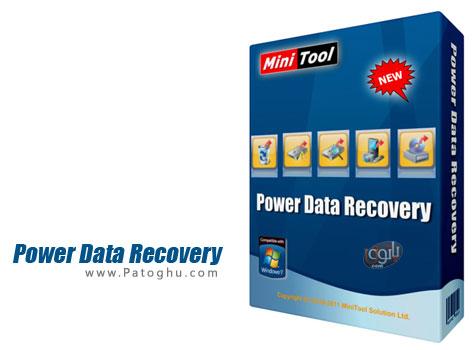 دانلود نرم افزار بازیابی اطلاعات پاک شده MiniTool Power Data Recovery 6.8.0.0