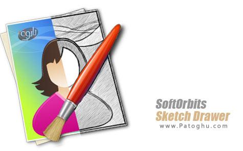 دانلود نرم افزار تبدیل تصاویر به نقاشی با مداد SoftOrbits Sketch Drawer 1.3