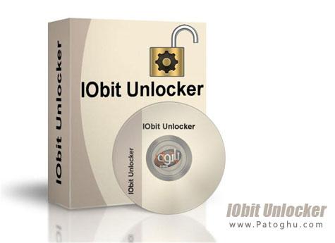 دانلود نرم افزار پاک کردن فایلی که حذف نمی شوند IObit Unlocker 1.1 Final
