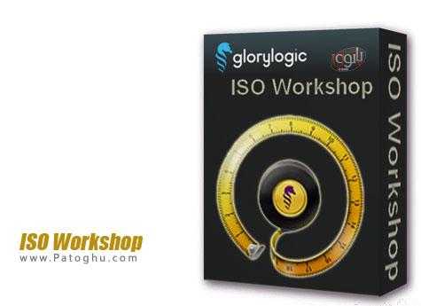 دانلود نرم افزار ویرایش و مدیریت فایل ایمیج ISO Workshop 4.4