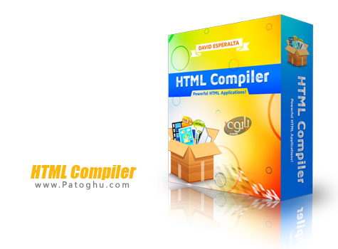 دانلود نرم افزار تبدیل فایل های HTML به فایل های اجرایی HTML Compiler 1.2