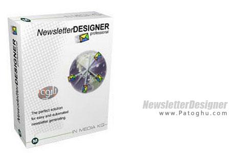 دانلود نرم افزار ایجاد خبرنامه و ایمیل های تبلیغاتی NewsletterDesigner Pro 11.1.8
