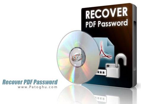 دانلود نرم افزار بازیابی رمز عبور فایل های PDF با Recover PDF Password 4.0.238