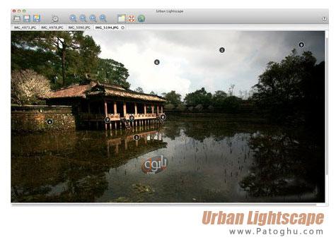 دانلود نرم افزار تنظیم نور عکس Urban Lightscape 1.3.0