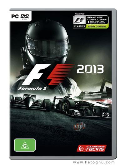 دانلود بازی مسابقات فرمول 1 برای کامپیوتر F1 2013