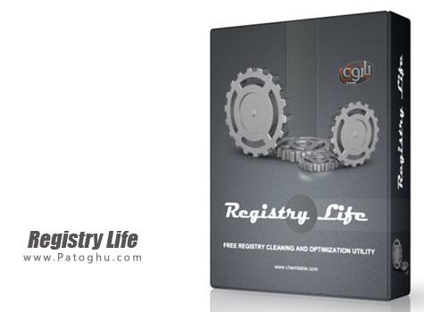 دانلود نرم افزار رفع خطاهای رجیستری و بهینه سازی آن Registry Life 1.64
