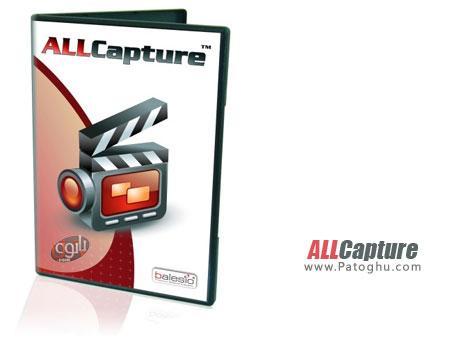 دانلود نرم افزار فیلمبرداری از دسکتاپ ALLCapture 3.0