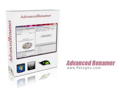 دانلود نرم افزار تغییر نام دسته ای فایل ها Advanced Renamer