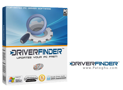 نرم افزار آپدیت اتوماتیک درایورها Driver Finder 3.2.0.0