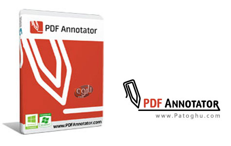 دانلود نرم افزار ویرایش و زیباسازی فایل های Pdf با PDF Annotator 4.0.0.410