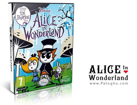 دانلود بازی کم حجم آیس در سرزمین عجایب برای کامپیوتر Alice in Wonderland
