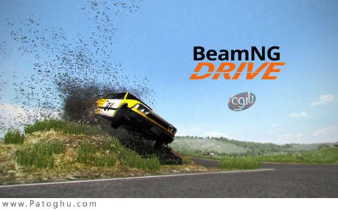 دانلود بازی ماشین سواری برای کامپیوتر BeamNG Drive