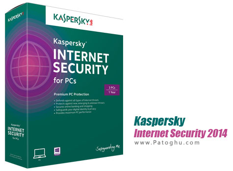دانلود Kaspersky Internet Security 2015