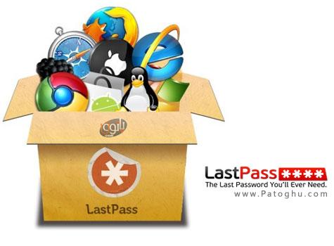 دانلود نرم افزار قدرتمند مدیریت پسوردهای اینترنتی LastPass Password Manager 2.5