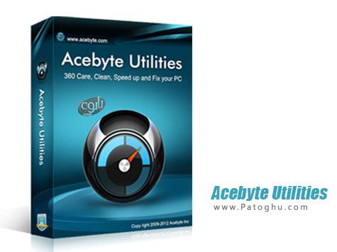 دانلود نرم افزار بهینه سازی و افزایش سرعت سیستم Acebyte Utilities Pro 3.0.9