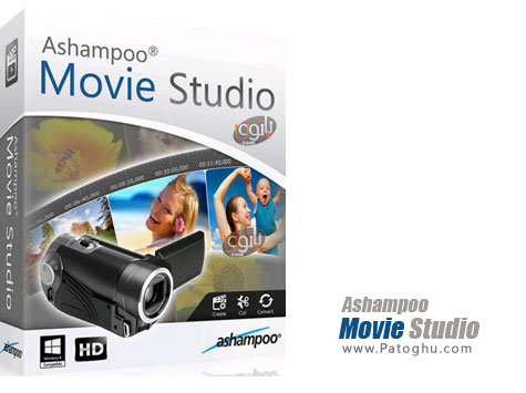دانلود نرم افزار ساخت و ویرایش فیلم Ashampoo Movie Studio 1.0.3.2