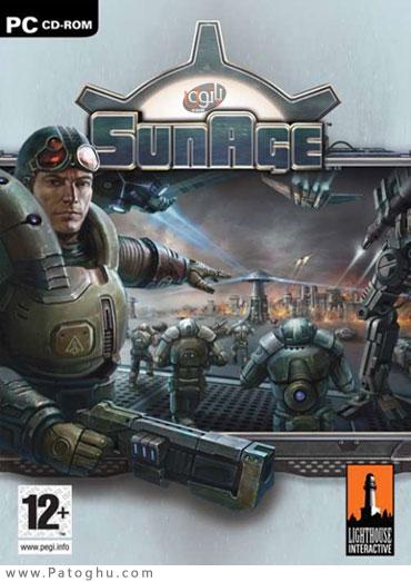 دانلود بازی استراتژیک SunAge برای PC
