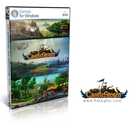 دانلود بازی استراتژیکی 2013 CastleStorm برای PC