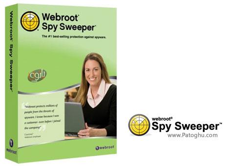 دانلود نرم افزار ضد جاسوسی قدرتمند Webroot Spy Sweeper 6.1.0.145
