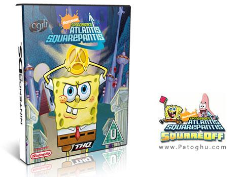 دانلود بازی کم حجم باب اسفنجی SpongeBobs Atlantis SquareOff