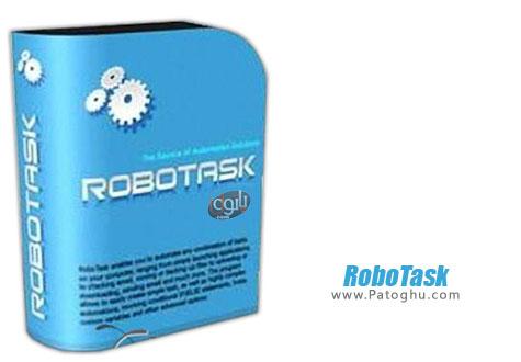 دانلود نرم افزار انجام خودکار تمامی کارهای کامپیوتر RoboTask v5.6.4.80